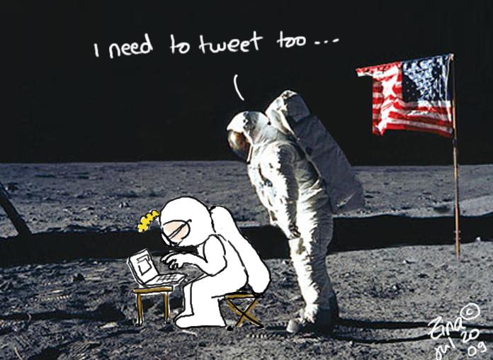 Moontweet