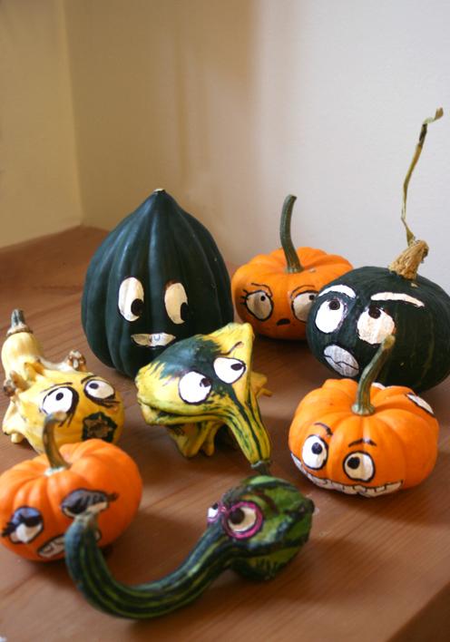 Citrouilles_decoration_halloween
