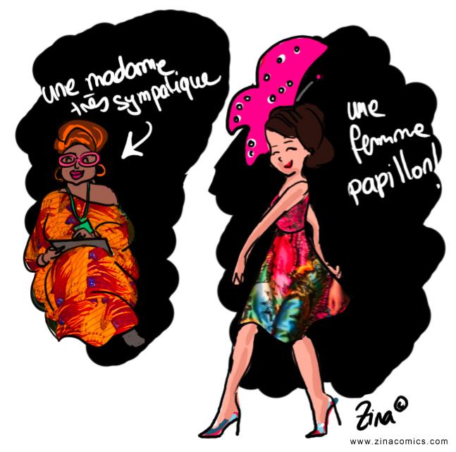 Katrin Leblond Montreal fashion week2